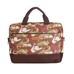 Beany Camo 15.6 Inch Laptop / Macbook Çantası