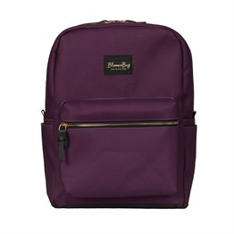 Blackberry Wine BackPack 13-14 inch Sırt Laptop / Macbook ÇantasıSırt Çantaları
