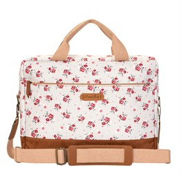 Garden Blossom 15.6 inch Macbook Laptop Çantası